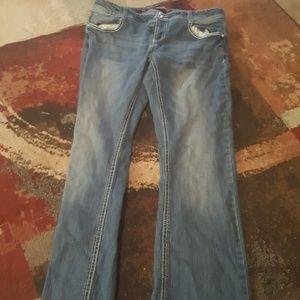Bootcut Arizona jeans size 6